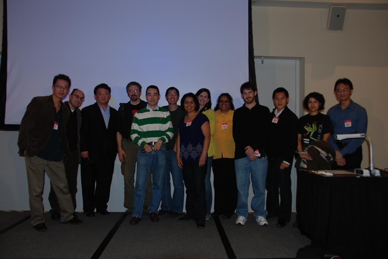 Android DevCamp volunteers