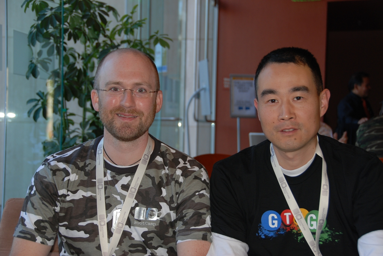 Interview with Google Chrome Team Mike West