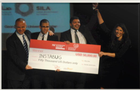 MIT Business Plan Competition Winner, April 25, 2013